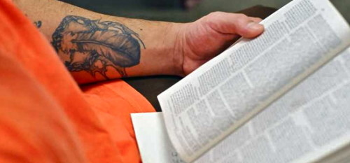 Bibles for Inmates